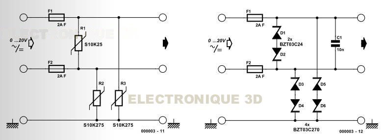 electronique 3d